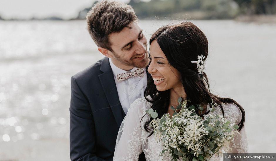 Le mariage de Neil et Sonia à Crach, Morbihan