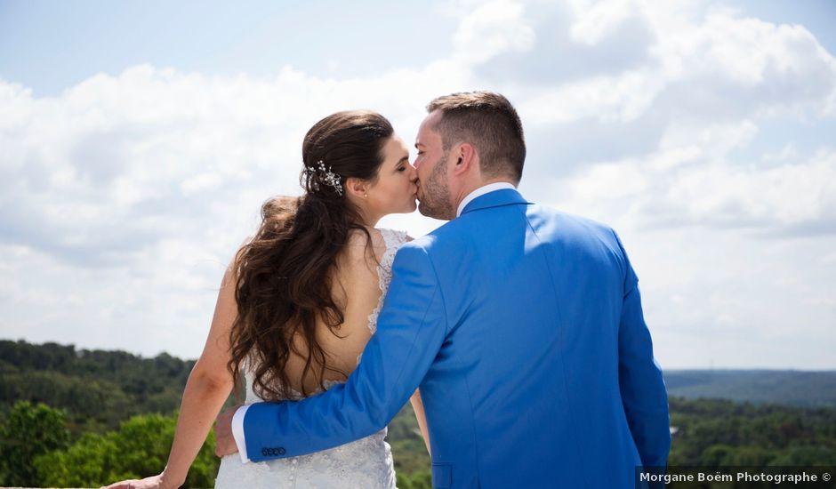Le mariage de Cyril et Chloé à Uzès, Gard