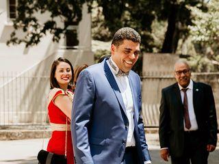 Le mariage de Farah et Tarek 2