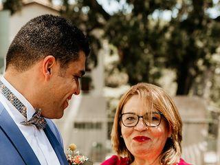 Le mariage de Farah et Tarek 3