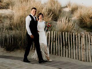 Le mariage de Farah et Tarek