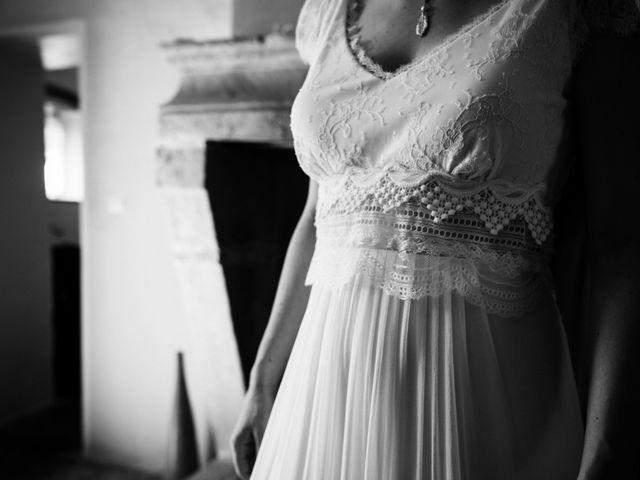 Le mariage de Oscar et Nina à Sainte-Gemme, Gironde 11