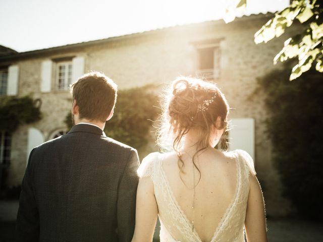 Le mariage de Nina et Oscar