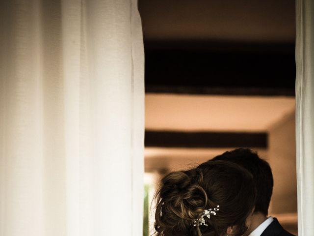 Le mariage de Oscar et Nina à Sainte-Gemme, Gironde 20