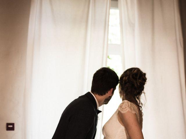 Le mariage de Oscar et Nina à Sainte-Gemme, Gironde 21
