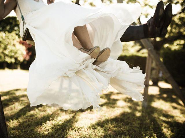 Le mariage de Oscar et Nina à Sainte-Gemme, Gironde 23