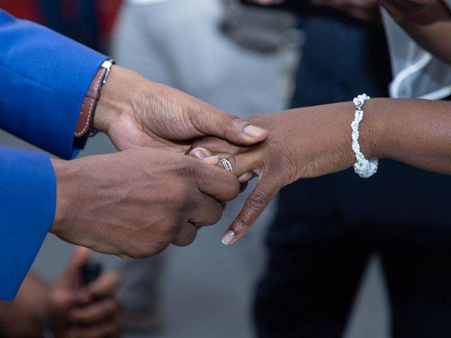 Le mariage de Julien et Ruthline à Clermont-Ferrand, Puy-de-Dôme 20