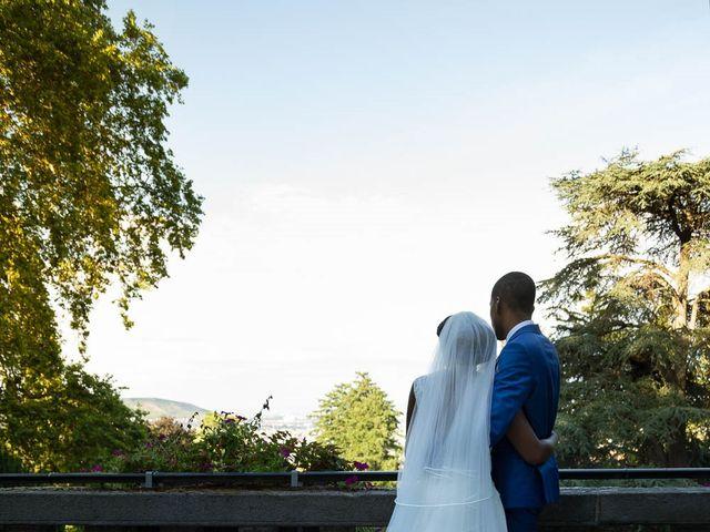 Le mariage de Julien et Ruthline à Clermont-Ferrand, Puy-de-Dôme 23