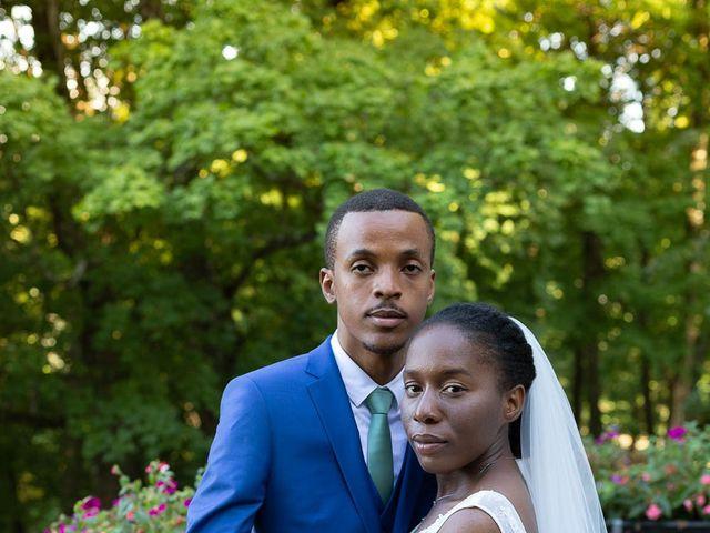 Le mariage de Julien et Ruthline à Clermont-Ferrand, Puy-de-Dôme 24