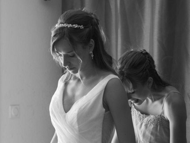 Le mariage de Florian et Elisa à Saint-Cergues, Haute-Savoie 3