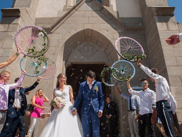 Le mariage de Florian et Elisa à Saint-Cergues, Haute-Savoie 5