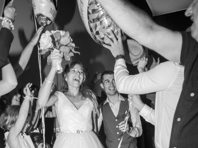 Le mariage de Florian et Elisa à Saint-Cergues, Haute-Savoie 11