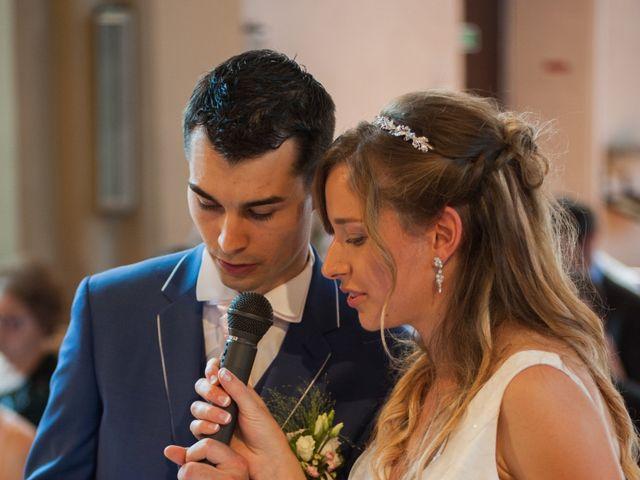 Le mariage de Florian et Elisa à Saint-Cergues, Haute-Savoie 17