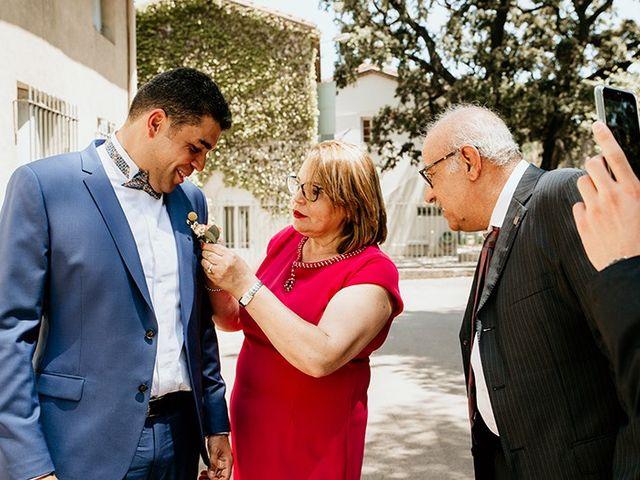 Le mariage de Tarek et Farah à Montpellier, Hérault 6
