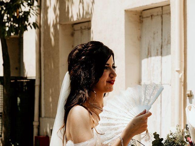 Le mariage de Tarek et Farah à Montpellier, Hérault 7