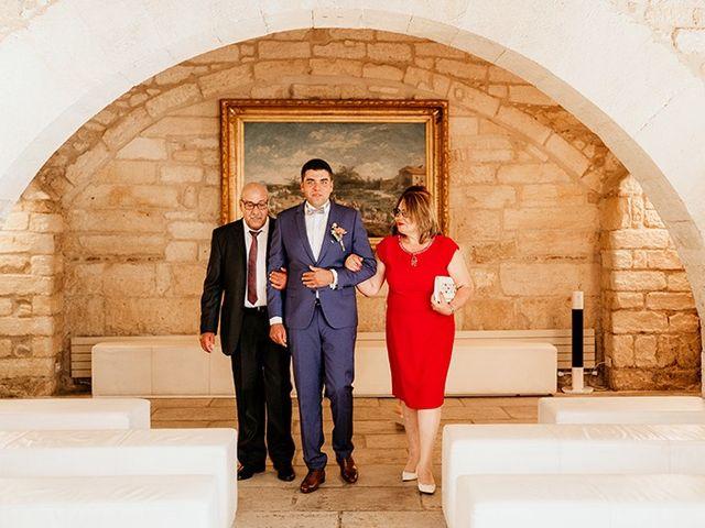 Le mariage de Tarek et Farah à Montpellier, Hérault 10
