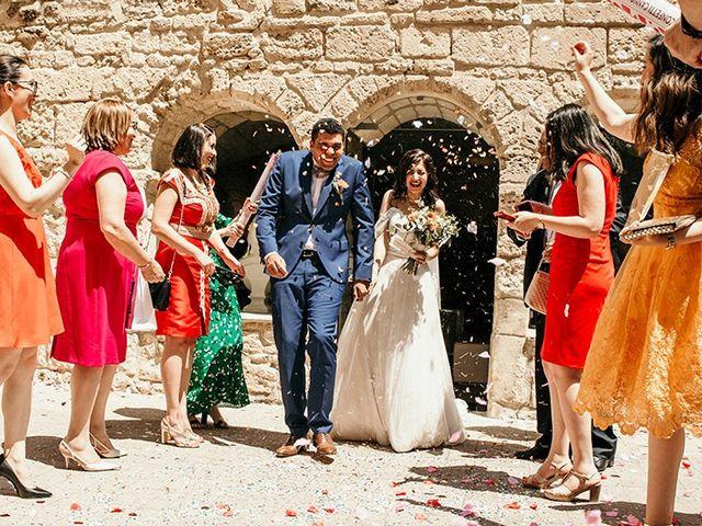 Le mariage de Tarek et Farah à Montpellier, Hérault 17