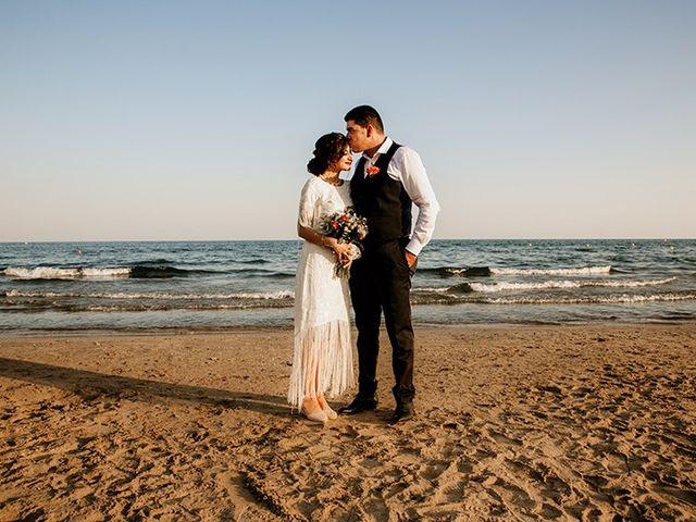 Le mariage de Tarek et Farah à Montpellier, Hérault 33