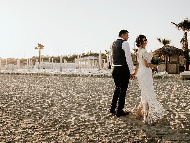 Le mariage de Tarek et Farah à Montpellier, Hérault 1
