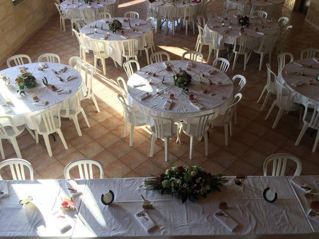 Le mariage de Thomas et Bérénice  à Créon, Gironde 4