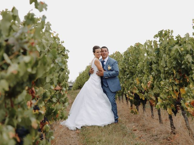 Le mariage de Thomas et Bérénice  à Créon, Gironde 1
