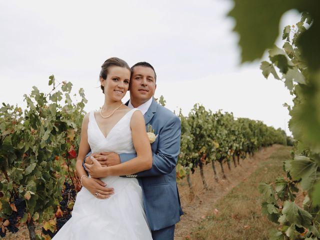 Le mariage de Thomas et Bérénice  à Créon, Gironde 2