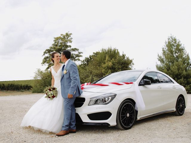Le mariage de Thomas et Bérénice  à Créon, Gironde 8