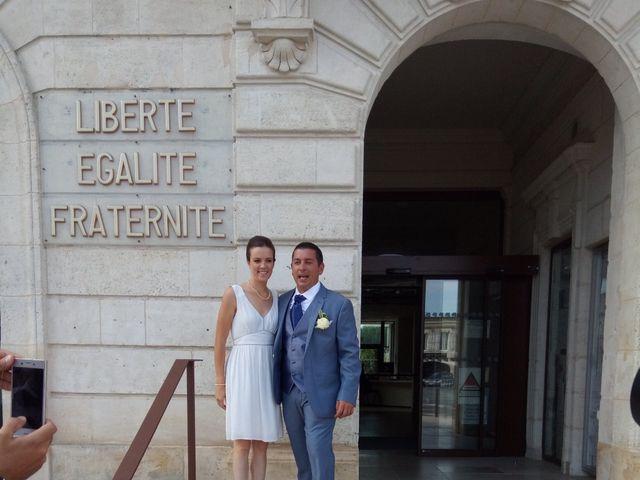 Le mariage de Thomas et Bérénice  à Créon, Gironde 13