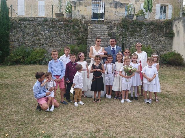 Le mariage de Thomas et Bérénice  à Créon, Gironde 15