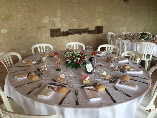 Le mariage de Thomas et Bérénice  à Créon, Gironde 16