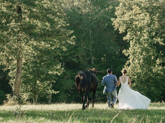 Le mariage de Thomas et Bérénice  à Créon, Gironde 22
