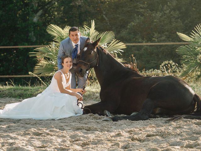 Le mariage de Thomas et Bérénice  à Créon, Gironde 24