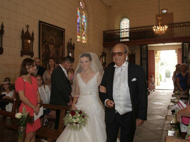 Le mariage de Thomas et Bérénice  à Créon, Gironde 33