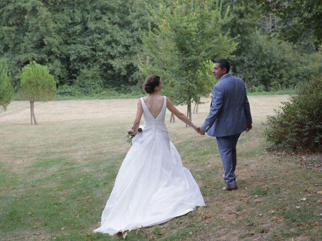Le mariage de Thomas et Bérénice  à Créon, Gironde 39