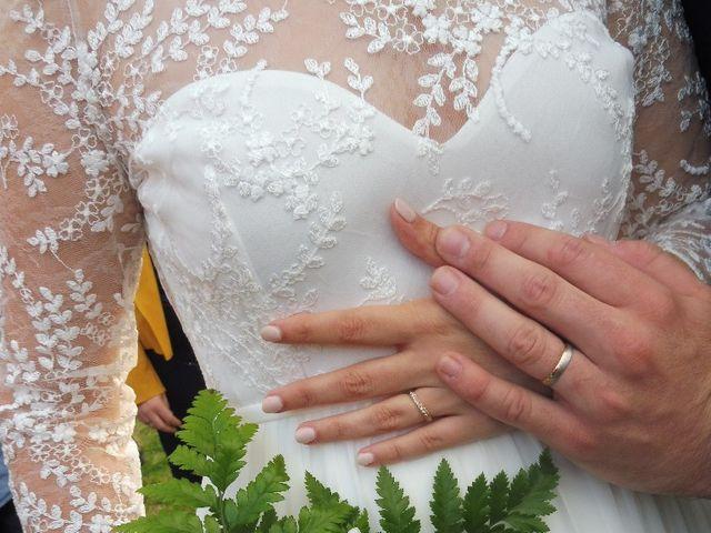 Le mariage de Thomas et Aline à Montreuil-Juigné, Maine et Loire 4