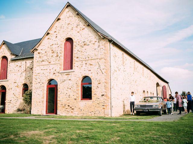 Le mariage de Thomas et Aline à Montreuil-Juigné, Maine et Loire 8