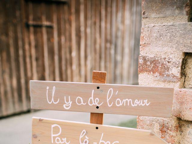 Le mariage de Thomas et Aline à Montreuil-Juigné, Maine et Loire 9