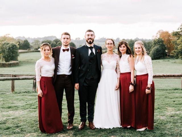 Le mariage de Thomas et Aline à Montreuil-Juigné, Maine et Loire 12