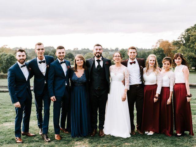 Le mariage de Thomas et Aline à Montreuil-Juigné, Maine et Loire 13