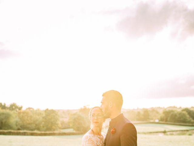 Le mariage de Thomas et Aline à Montreuil-Juigné, Maine et Loire 16