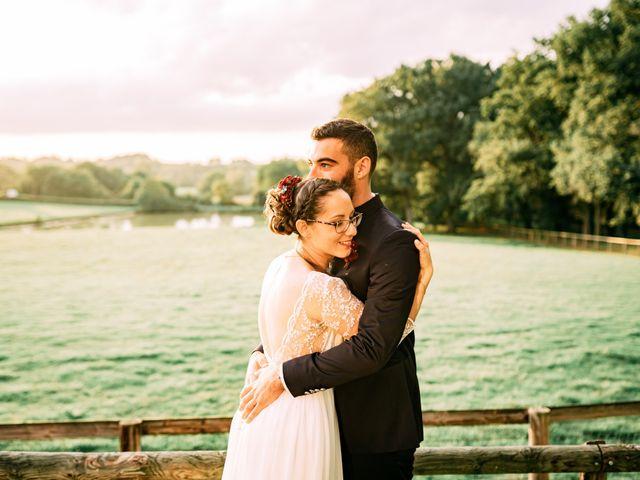 Le mariage de Thomas et Aline à Montreuil-Juigné, Maine et Loire 17
