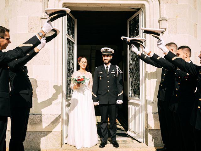 Le mariage de Thomas et Aline à Montreuil-Juigné, Maine et Loire 20