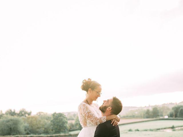 Le mariage de Thomas et Aline à Montreuil-Juigné, Maine et Loire 22