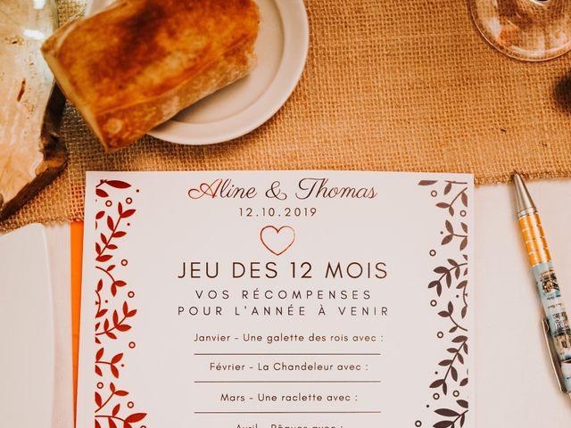 Le mariage de Thomas et Aline à Montreuil-Juigné, Maine et Loire 25