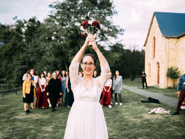 Le mariage de Thomas et Aline à Montreuil-Juigné, Maine et Loire 27