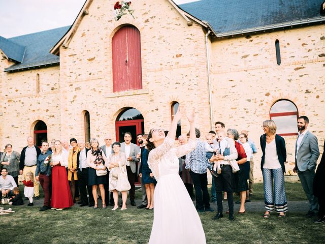 Le mariage de Thomas et Aline à Montreuil-Juigné, Maine et Loire 29