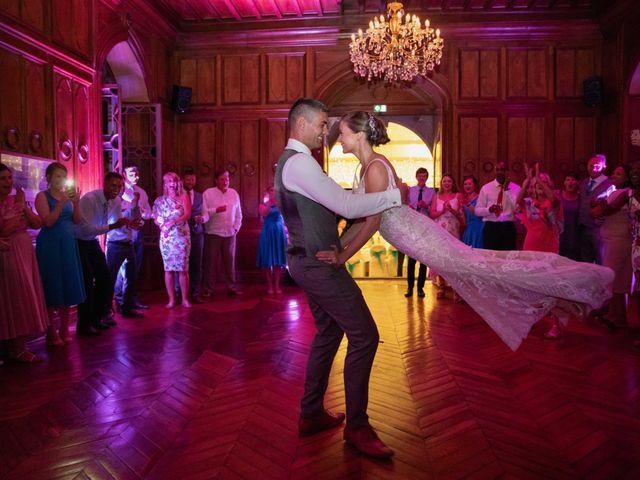 Le mariage de Katie et Damian