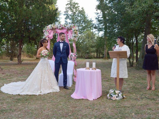 Le mariage de Florian et Armelle à Grenade, Haute-Garonne 49