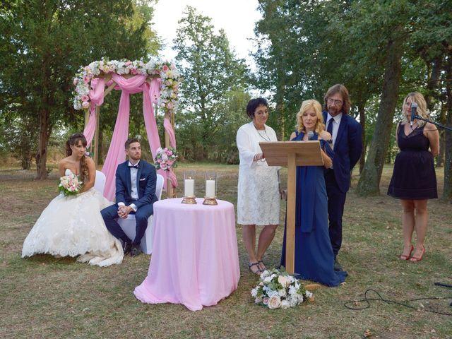 Le mariage de Florian et Armelle à Grenade, Haute-Garonne 52