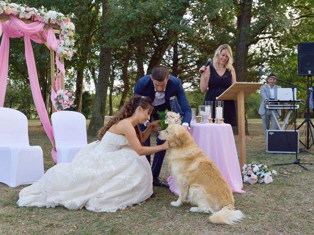 Le mariage de Florian et Armelle à Grenade, Haute-Garonne 58